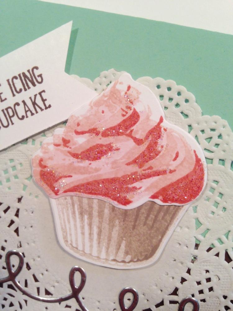 THE Cupcake Close Up
