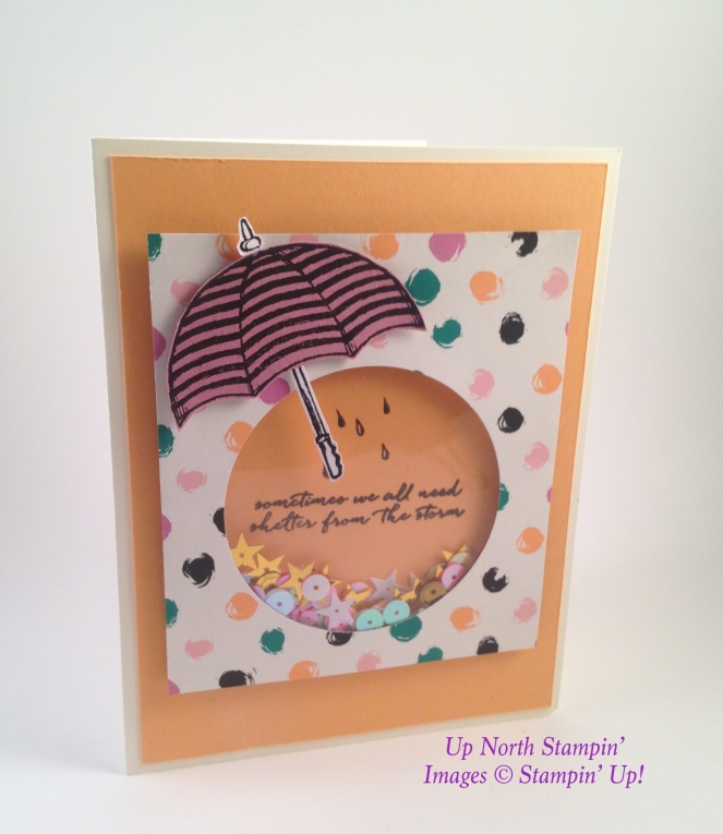 Weather Together Up North Stampin' In Colors Stampin' Up!