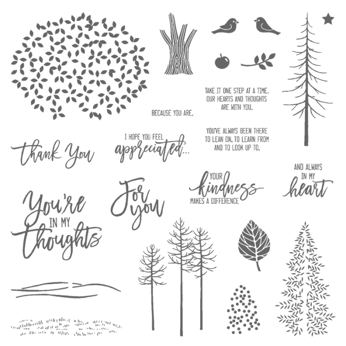 Big Thoughtful branches Graphic