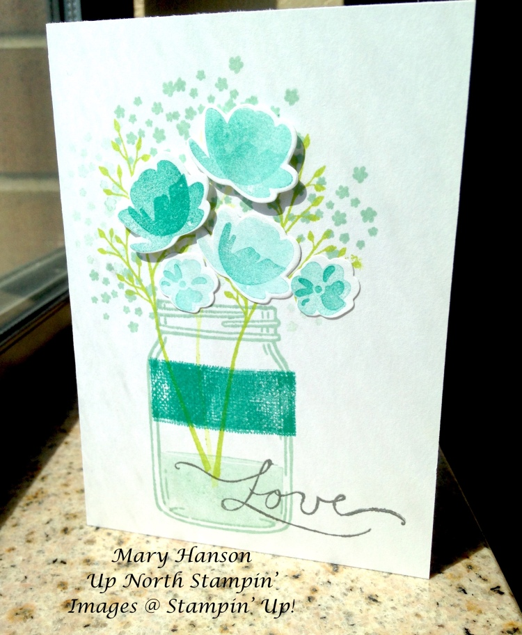 Amy's Shower card