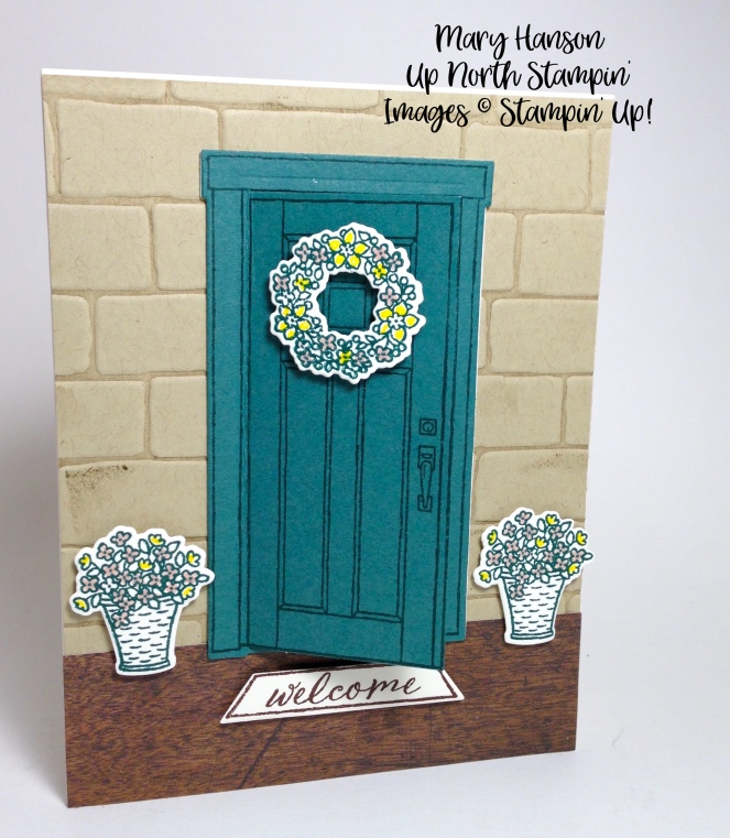 At Home With You Tranquil Tide Mary Hanson Up North Stampin'