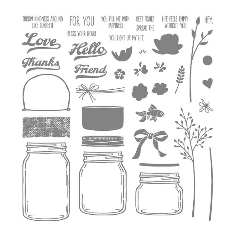 jar of love stamps