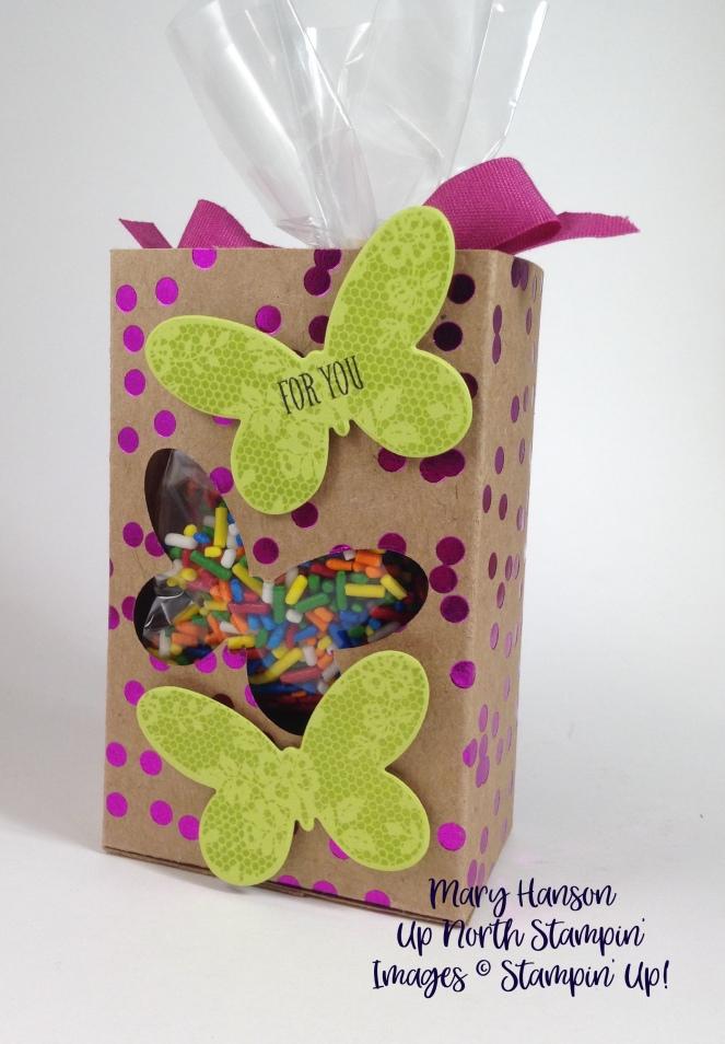 Treat Bag Foil Frenzy Berry Burst