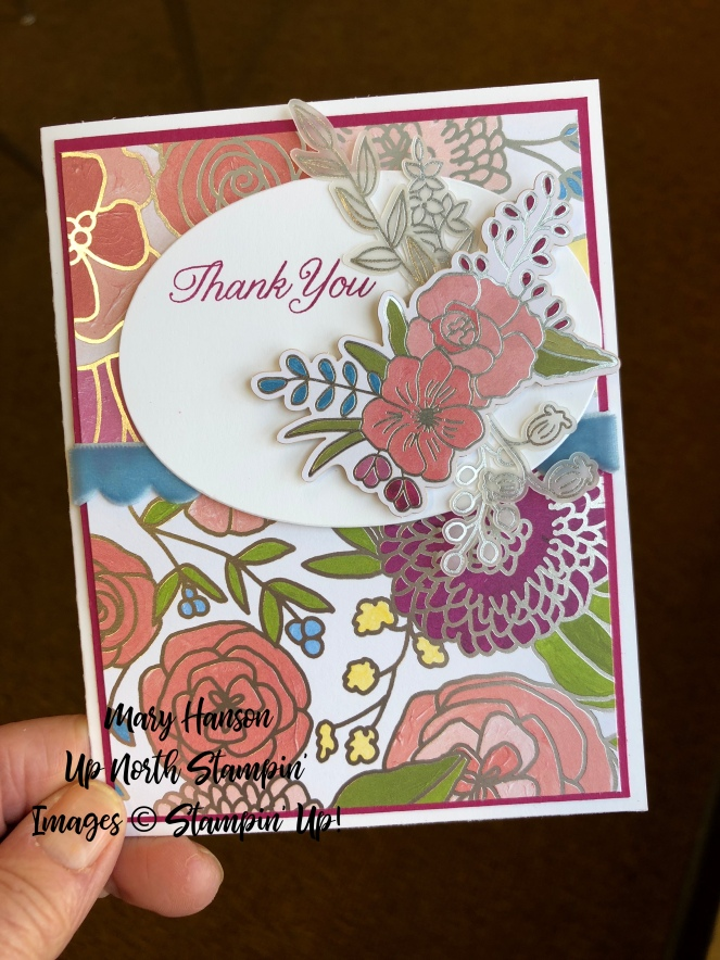 Sweet Soiree Embellishment Kit - Mary Hanson - Up North Stampin' -- Picture Perfect Birthday