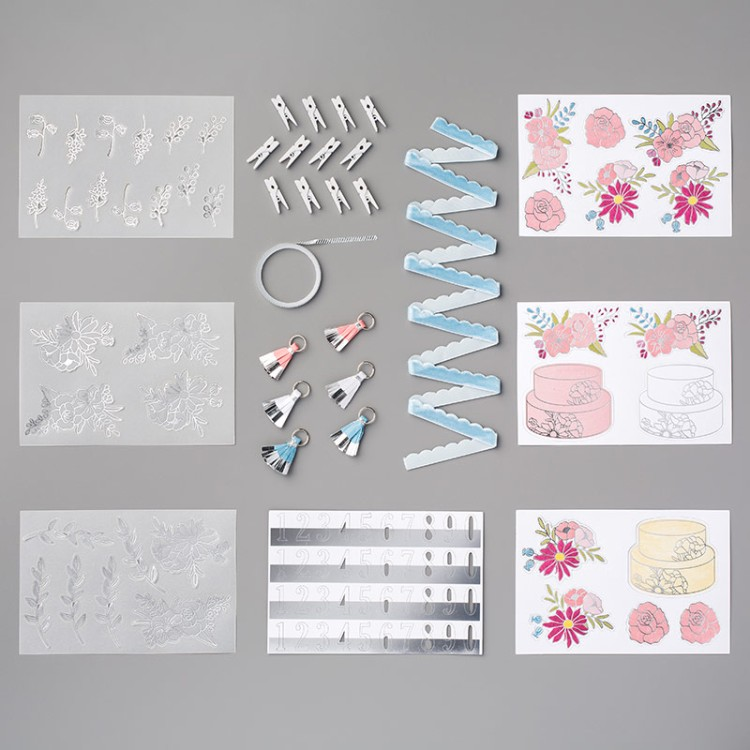 Sweet Soiree Embellishment Kit