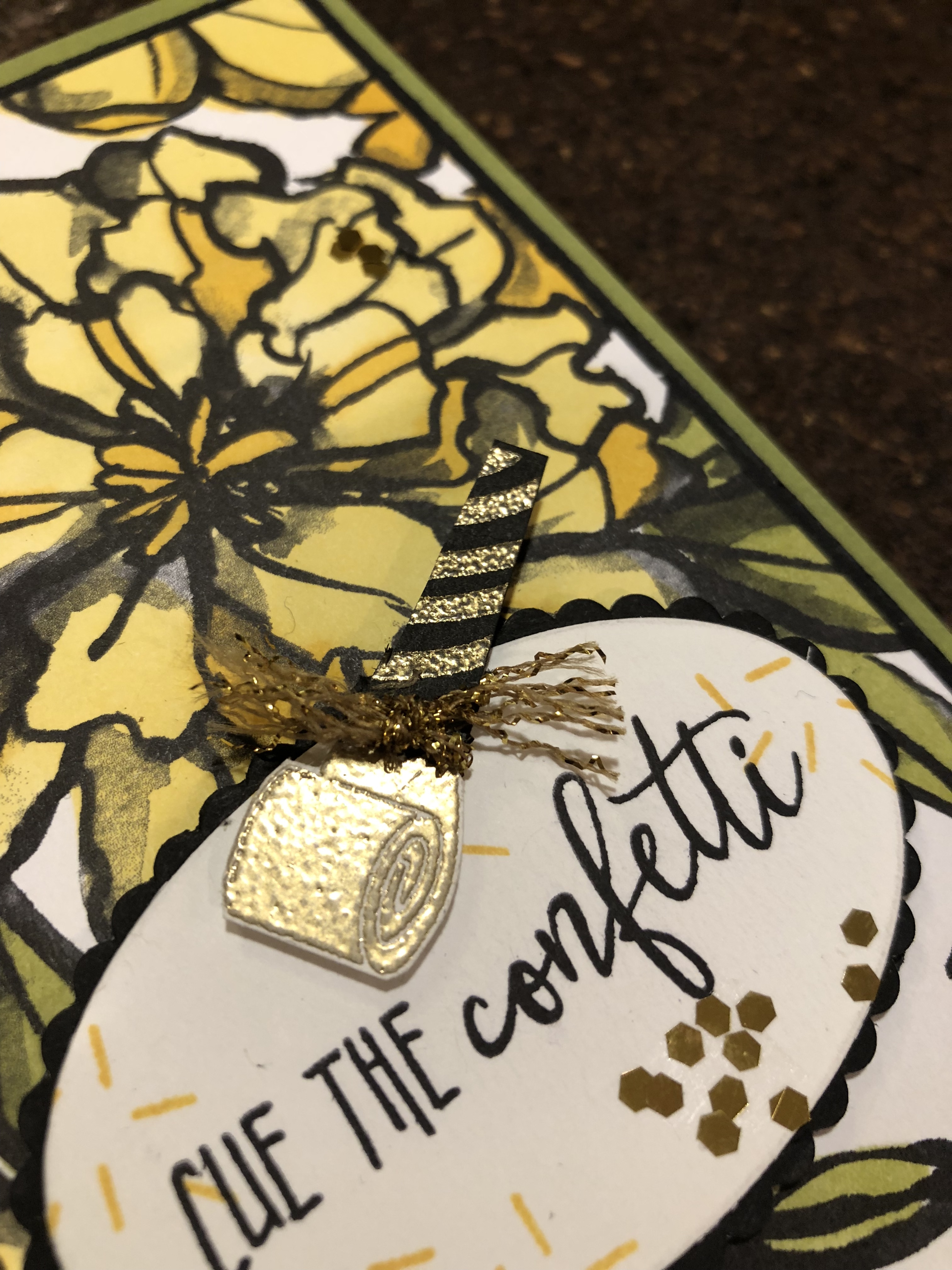 Close Up Angled - Picture Perfect Birthday - Mary Hanson - Up North Stampin'