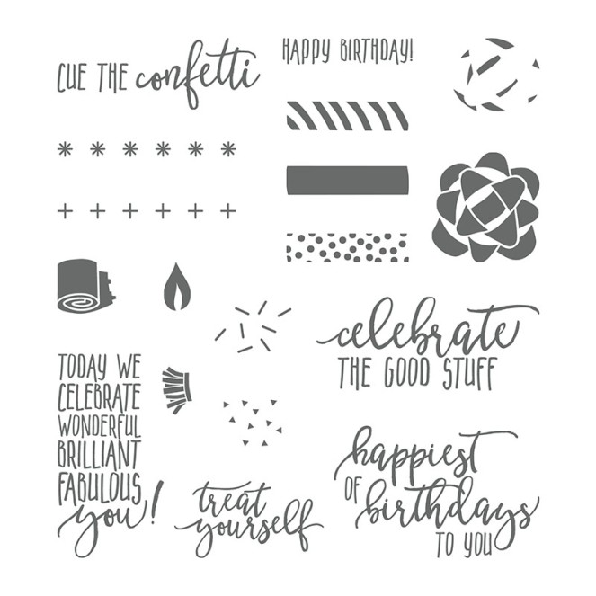 Picture Perfect Stamp Set