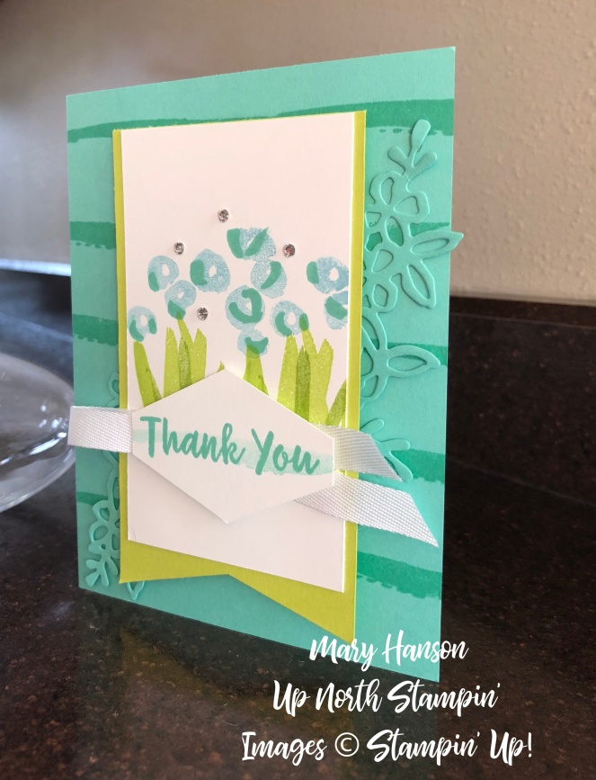Artistic Impressions - Delightful Impressions Thinlits Dies - 2 - Coastal Cabana - Mary Hanson - Up North Stampin'