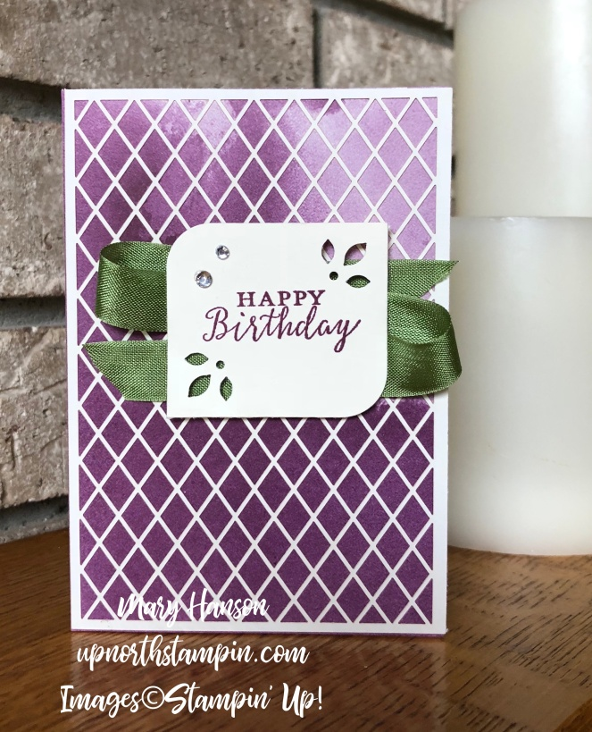 Delightfully Detailed Laser Cut Paper 2 - Detailed with Love - Delightfully Detailed Notecards - Mary Hanson - Up North Stampin'