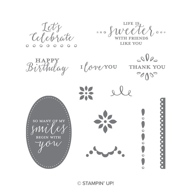 Detailed with Love Stamp Set