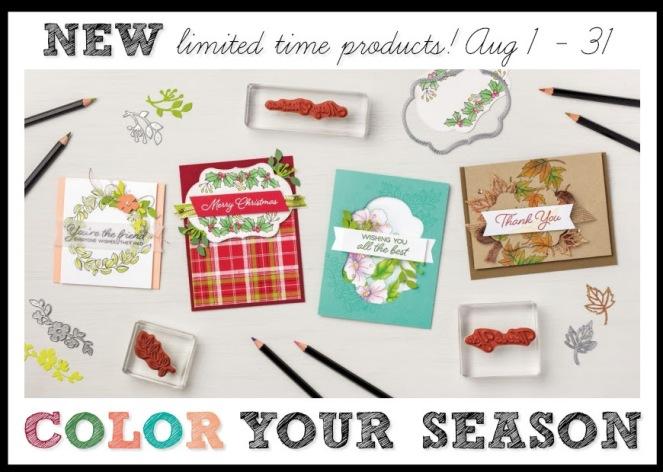 Color Your Season