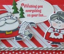 Santa's workshop Close Up