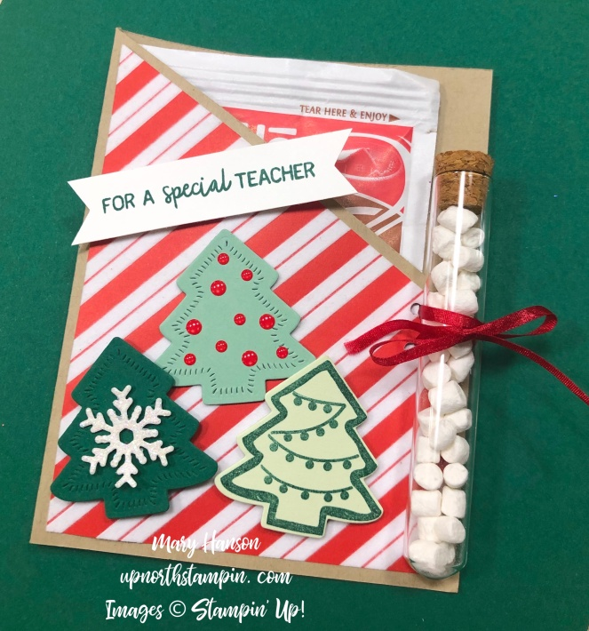 Santa's Workshop Designer Specialty Paper - Nothing Sweeter Bundle - Mary Hanson - Up North Stampin' - Stampin' Up! -