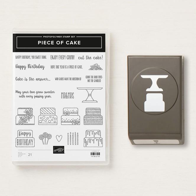 Cake punch