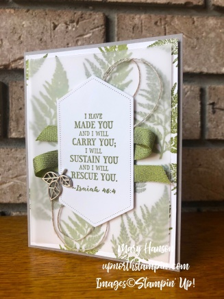 Daisy Lane2 - Hold on to Hope - Mary Hanson - Stampin' Up! - Up North Stampin'