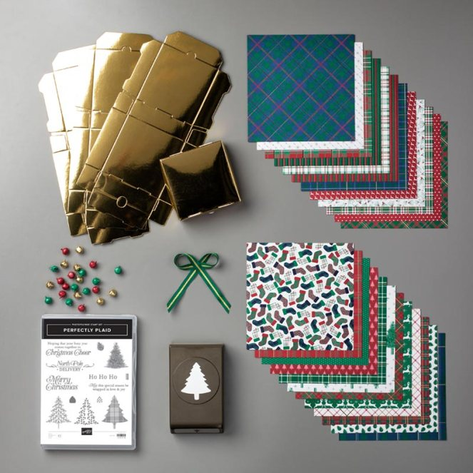 Wrapped in Plaid Suite Bundle