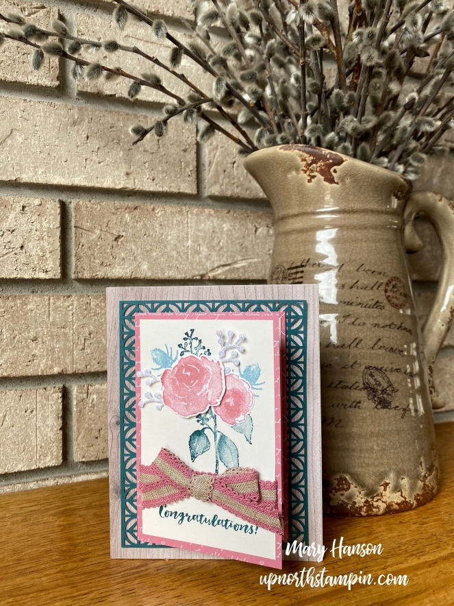 First Frost Bundle - Mary Hanson - Up North Stampin