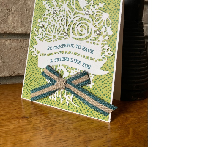 Artistry Blooms Bundle - Pretty Peacock - Up North Stampin' - Mary Hanson