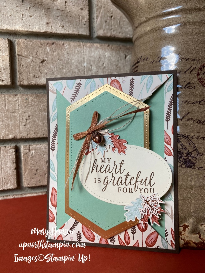 Beautiful Autumn Suite - - Hearth - Mary Hanson - Up North Stampin'